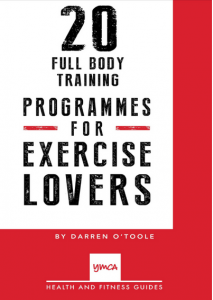 20 FULL BODY TRAINING PROGRAMMES FOR EXERCISE LOVERS EBOOK