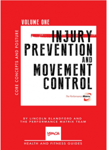 INJURY PREVENTION AND MOVEMENT CONTROL VOL 1